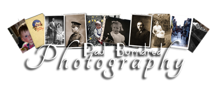 Paul Burndred Photography logo