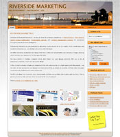 riverside marketing web site